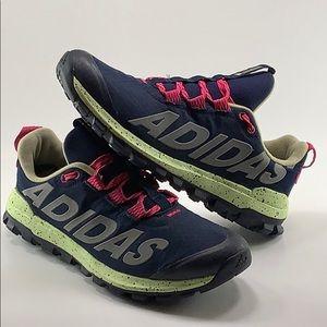 Adidas Vigor 6 Trainer Women's Running Shoe Size 7